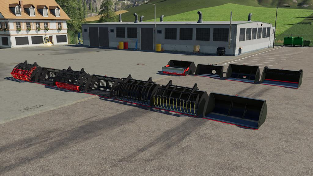 CSZ Equipment Pack v 1.0