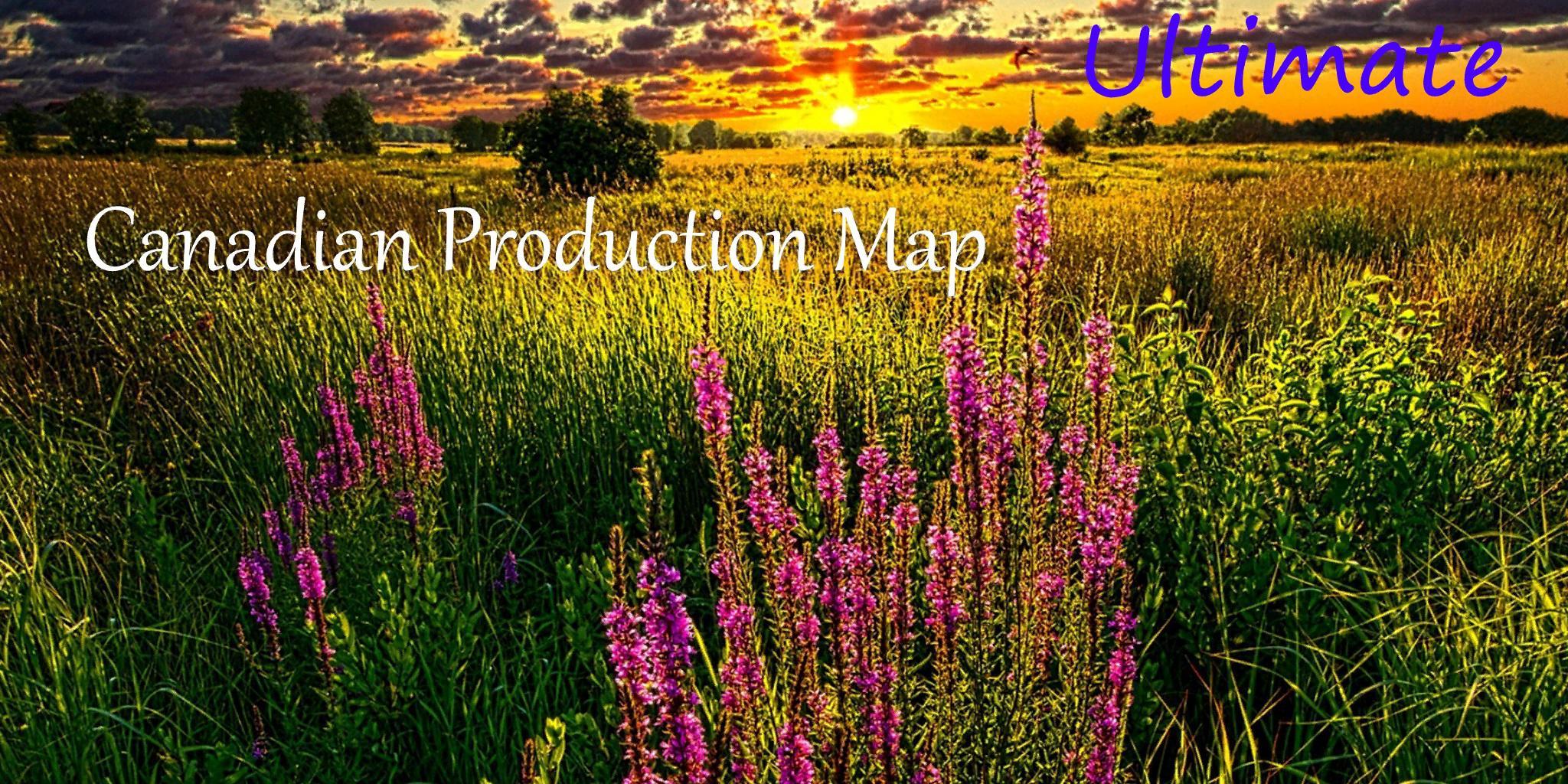 Fs 19 16x Map Canada CANADIAN PRODUCTION MAP ULTIMATE V3.0 | FS19 mod | FS19.net