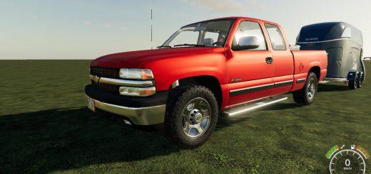 Chevrolet Silverado 1500 99 V 1.0