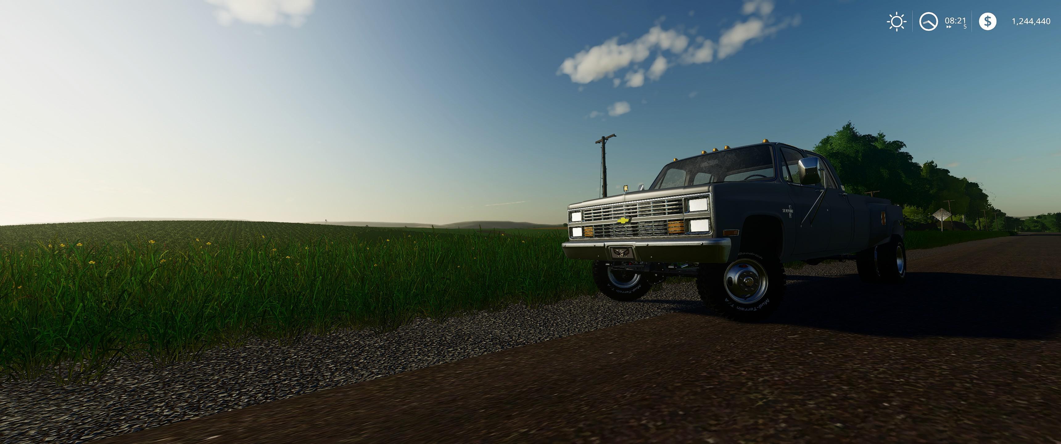 Chevy K30 Dually v 1.0