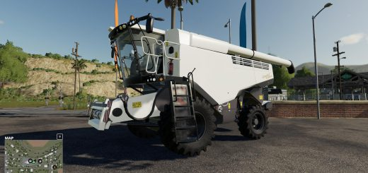 Claas Lexion 795 Vyciuzz Edition (White) v 2.0.0.3