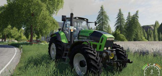 Deutz Agrotron X720 v 1.0