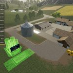 Diesel and pig feed production v 1.0