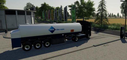 Diesel trailer v 1.0.0.1