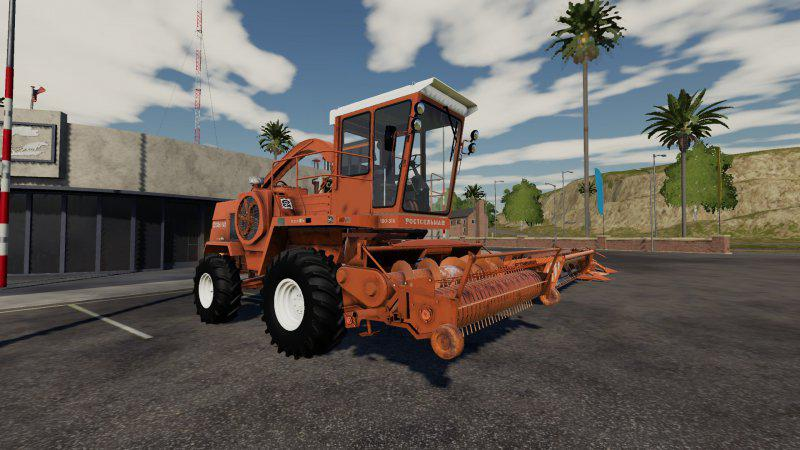 Don-680 v 1 0 | FS19 mods, Farming simulator 19 mods