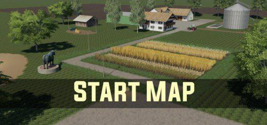 Empty Map Start Map v 1.0