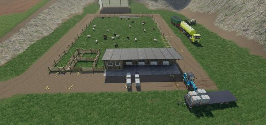 Extra Large Sheep Pasture v 1.0