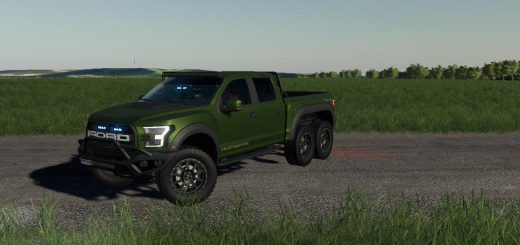F150 Velociraptor v 1.0