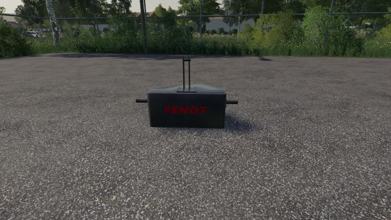 Fendt 800kg v 1.0