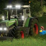 Fendt Favorit 51X v 3.0