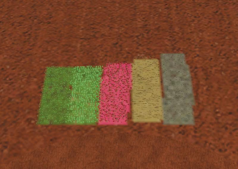 Foliage poppy texture v 1.1