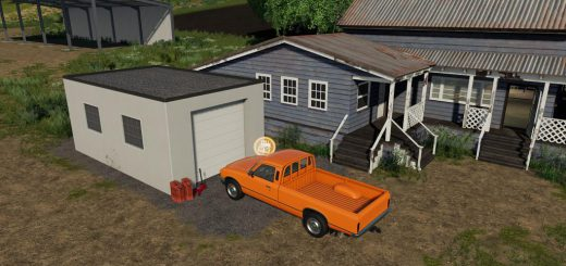 Garage With Workshoptrigger v 1.0