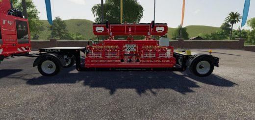Holmer HR9 Header v 1.0