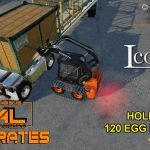 Iconik UAL Egg Crates v 1.0