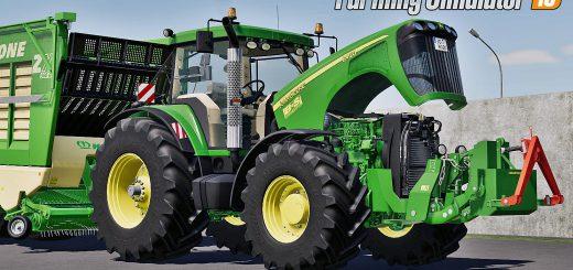 John Deere 8020 Series v 1.0