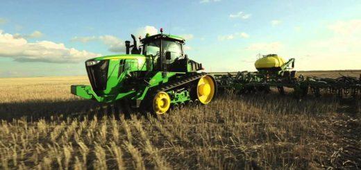 John Deere 9RT Series Tractors (US & EU) v 1.0