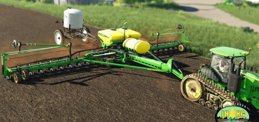 John Deere DB60 24 Row v 0.9