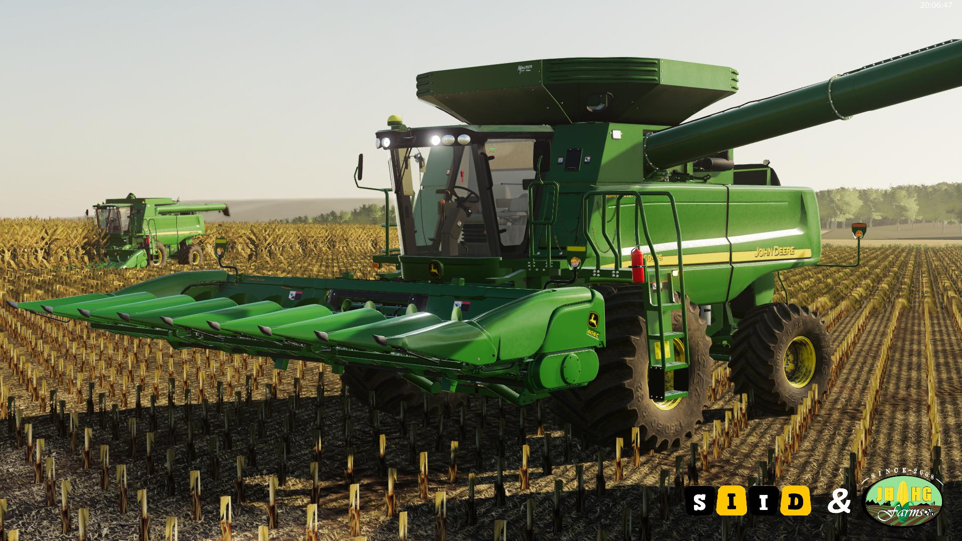 John Deere STS 60 & 70 Series Official v 2.0