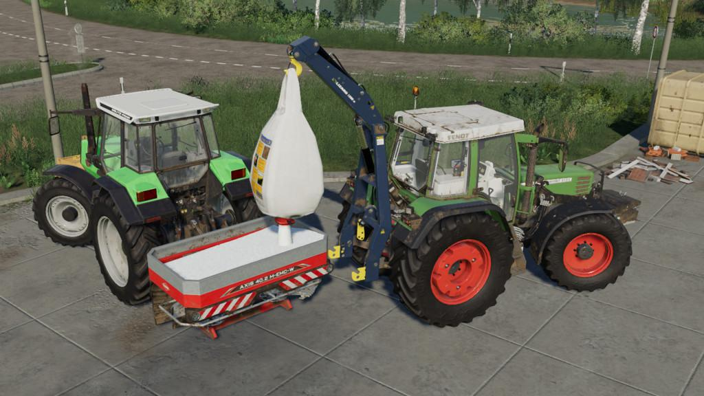 Kuhn Axis 402 Plus Pack v 1.0