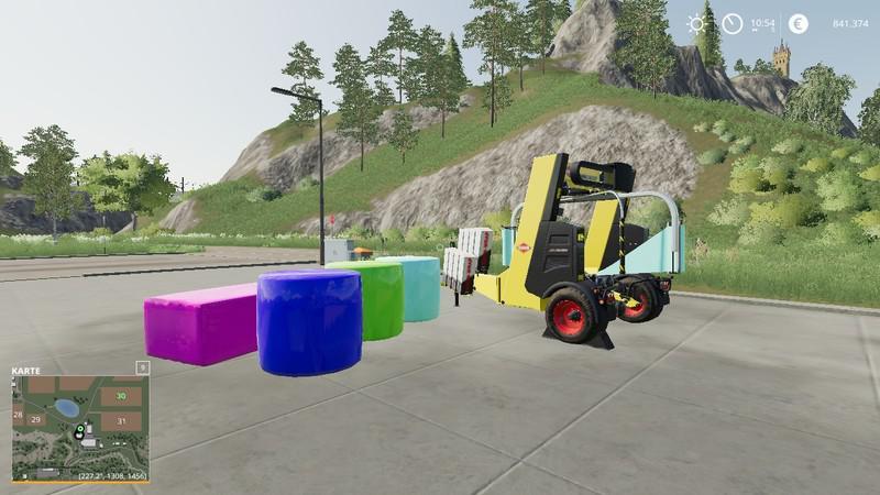 Kuhn SW4014 choosable Color v 1.2
