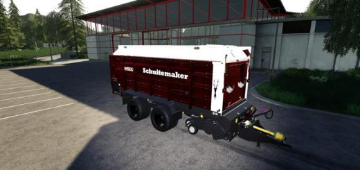 Ladewagen with extras v 1.0