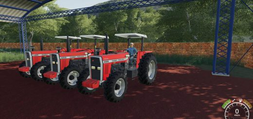MASSEY FERGSSON SERIES v 1.0