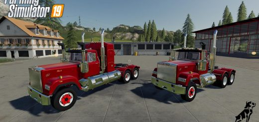 Mack Daycab and Mack Sleeper Truck v 1.0.0.5