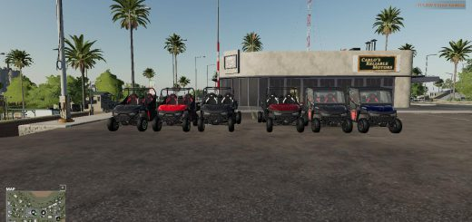 Mahindra Retriever Pack v 1.0
