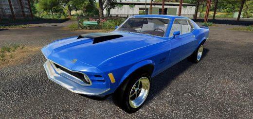 Mustang Boss 429 v 1.0