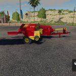 NH 378 Baler with Options v 1.2