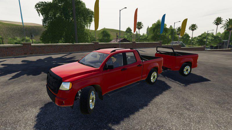 Pack Pickup 2014 v 1.0