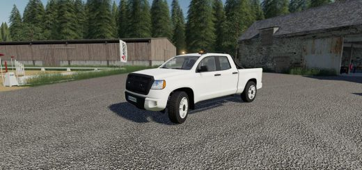 Pickup 2014 Transport Service v 1.0.0.1