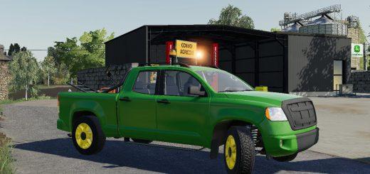 Pickup Convoi Agricole v 1.0