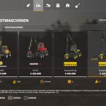 Ponsse Skorpion KIng v 1.3