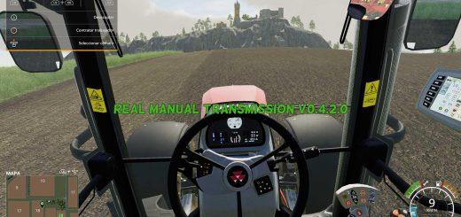 Real Manual Transmission v 0.4.2