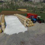 Round Bale Bunker Silo v 1.0