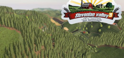 Slovenian valley v 1.0