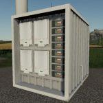 Solar Collecting Single Array Unit - Large v 1.0