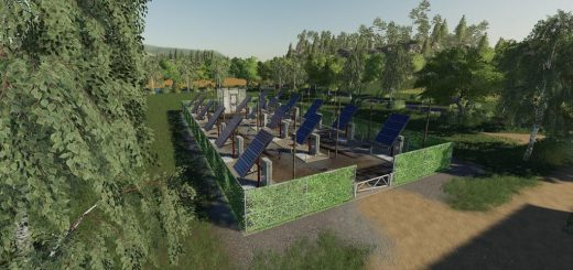 Solar Plant v 1.0