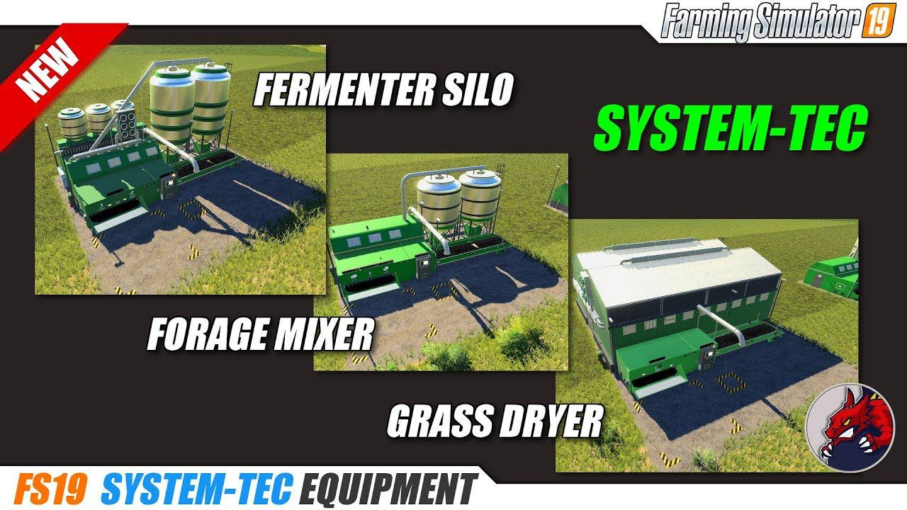 System-Tec Cow Mixer Station (English Version) v 1.0