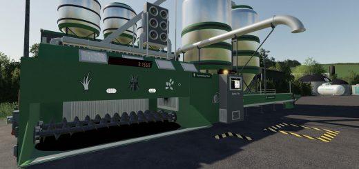 System Tec Fermenting Plant v 1.0