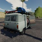 UAZ Servicewagen v 1.3.2.5