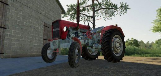 Ursus C330 – Red v 1.0