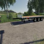 Volvo FH16 superstructures pack v 1.0