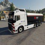 Volvo FH16 truck pack v 1.0
