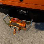 Warn Bumper Attachable Winch v 1.0