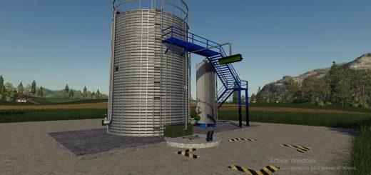 Water Storage v 1.0
