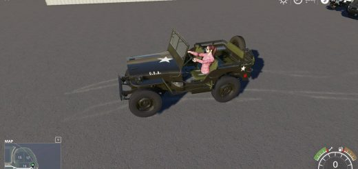 Willys Jeep v 1.0