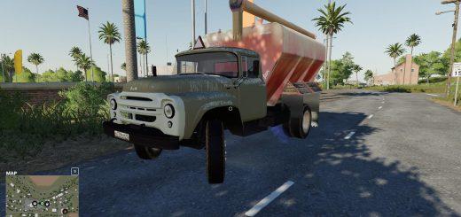 Zil 130 ZSK Truck v 1.1.0.1