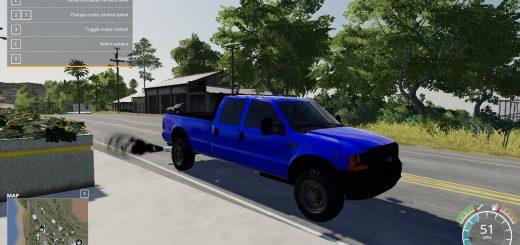 2002 Ford F250 7.3l beta v 1.0